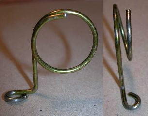 Coat Hanger Cable Guides